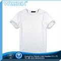 Novo estilo de seda / algodão de alta qualidade máquina de carimbar tshirts
