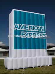 advertising inflatable logo billboards ,inflatable mobile billboards