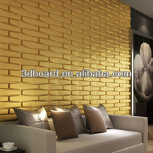 interiro decoration 3d foam wallpaper