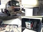 Foton 25000 liters oil tank truck, 25000 liters fuel tank truck, 25000 liters diesel or gasoline tank truck