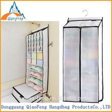 Wall cloth hanging bags/shoe organizer storage bag