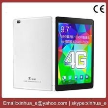 9.7 inch Cube T9 MTK8752 Octa Core 2GB/32GB 4G LTE GPS WIFI Bluetooth 4.0 Tablet