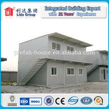 modern container house/prefab /prefabricated/modular homes