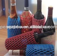 China Manufacturer PE Foam Net For Wine Bottle