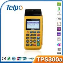 Telpo TPS300 Dual SIM POS Billing Solution Smart Card Reader MSR
