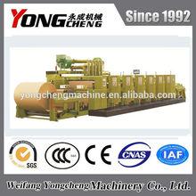 YC1650RY More Popular High Speed Paper Bag multicolor high speed ci flexo printing press