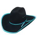 Marca miúdos chapéu de cowboy/miúdos chapéu de cowboy rosa