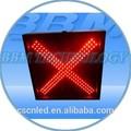 400mm cruz vermelha tráfego sinal de símbolos