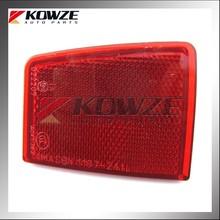 Rear Lamp Reflector Kit For Mitsubishi Pajero Montero V83 6G72 V86 4M40 V93 V97 6G75 V98 4M41 2006- 8355A049 8355A050