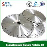 Diamond Cutting Diamond Concrete Cutting Disc and Asphalt Cutting Disc For Floor Saw Machine