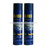 SK-100 non-flammable fabric spray adhesive