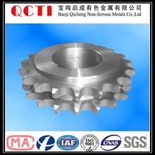 custom titanium auto parts export to singapore