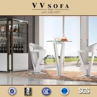 China supplier PU bar table and bar stool