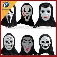 custom halloween mask, skeleton and skull mask