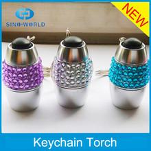 2015 promotional product high brightness cheap mini led keychain flashlight, lava lamps wholesale