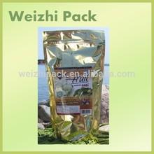 Matcha powder packing bag/Stand up tea bag/Tea packing foil bag