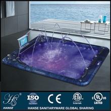 SPA-015A outdoor sex massage spa hot tub bath pool