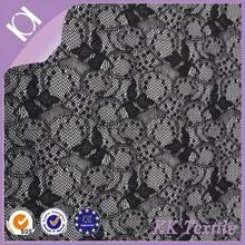wholesale 92% nylon 8% spandex flower raschel bag in roll