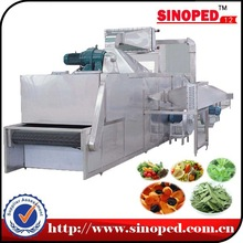 Vegetable Hot Air Drying Equipment for Garlic / Giant arum / Onion / Chili / Pepper / Seafood / Patato Spice / Chrysanth Emum