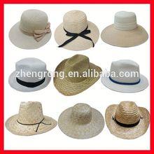 New Style 2015 girls straw hat