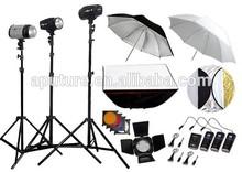 professional photographic equipment studio flash light