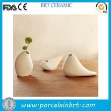 Bedroom decor modern simplicity bird shaped Antique Porcelain Vase