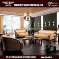 venta caliente moderno muebles de ocio sofá de cuero