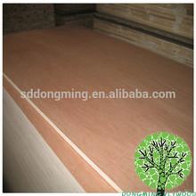 Pencil Cedar Wood/Red Hardwood Plywood Construction Grade