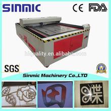 Hot sale 1325&1530 CNC Laser machine/ 1325 metal and nonmetal laser cutting machine