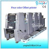 China Manufacturer numbering offset printing machine