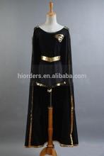 DC Comics Dark Supergirl Cosplay Costume
