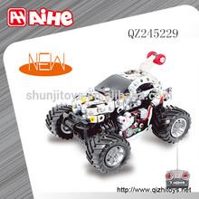 5CH DIY remot control children cars rc dancing car metal alloy toy car