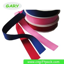 Manufacture Custom grosgrain ribbon bow tie