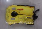 gas cylinder for life jacket