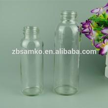 480 ml glass fermented juice bottle