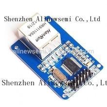 ENC28J60 Ethernet LAN / Network Module For Arduino 51 AVR STM32 LPC SD card Module Slot Socket Reader ARM MCU