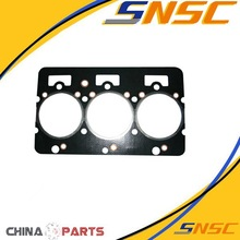 Yuchai spare part 6108G.330-1003011D head gasket for liugong wheel loader parts, yuchai engine parts, yuchai head gasket