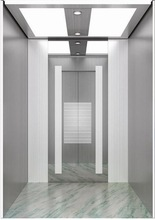 1m/s-6m/s Ultra High Speed Suitable for High-rise Buildings Perfect Passengers' Lift
