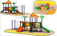 adventure coconut tree Variety supplier residential playground slides