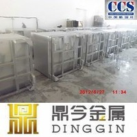UN31AY SS316 stainless steel 1000-liter container