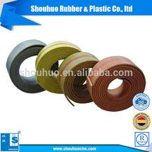 round edge flat conveyor belt