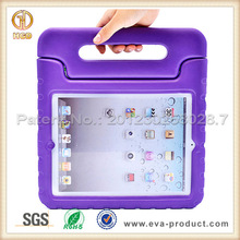 kids silicone case for ipad 2/3/4 case for children