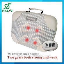 Brand bew neck and back kneading massage cushion, vibrating massage cushion