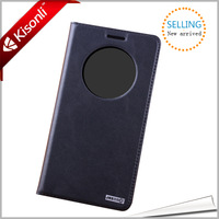 Hot sale&Cheap price leather flip case for asus zenfone 6