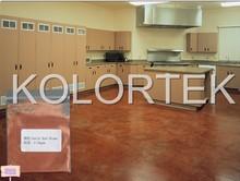 metallic concrete floor coatings epoxy coloring pigments