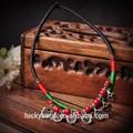 Nuevo estilo étnico collar de la flor tibetana collar de sabor