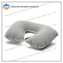 Hot sale promotion Inflatable Travel Pillow Neck U Rest Air Cushion