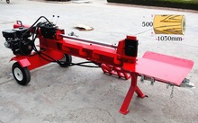 Professional Gasoline Wood Log Splitter(LS45T-1050MM) with CE