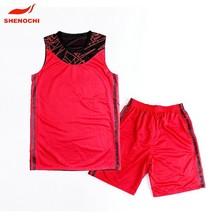 2015 Fashion 100% Polyester Basketball Women Uniform