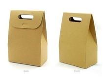 Retail shopping packaging retail kraft paper bag